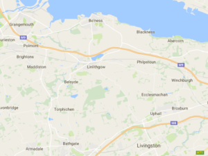linlithgow map